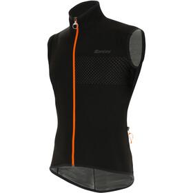 Santini Guard Nimbus Rainproof Vest Men, black